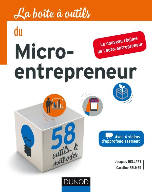 notice bibliographique la bo te outils du micro entrepreneur le nouveau r gime de l 39 auto. Black Bedroom Furniture Sets. Home Design Ideas