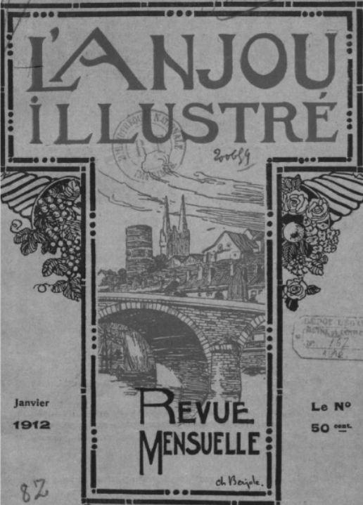 Photo (BnF / Gallica) de : L'Anjou illustré. Angers: Impr. Burdin et Cie, 1912. ISSN 2022-1193.