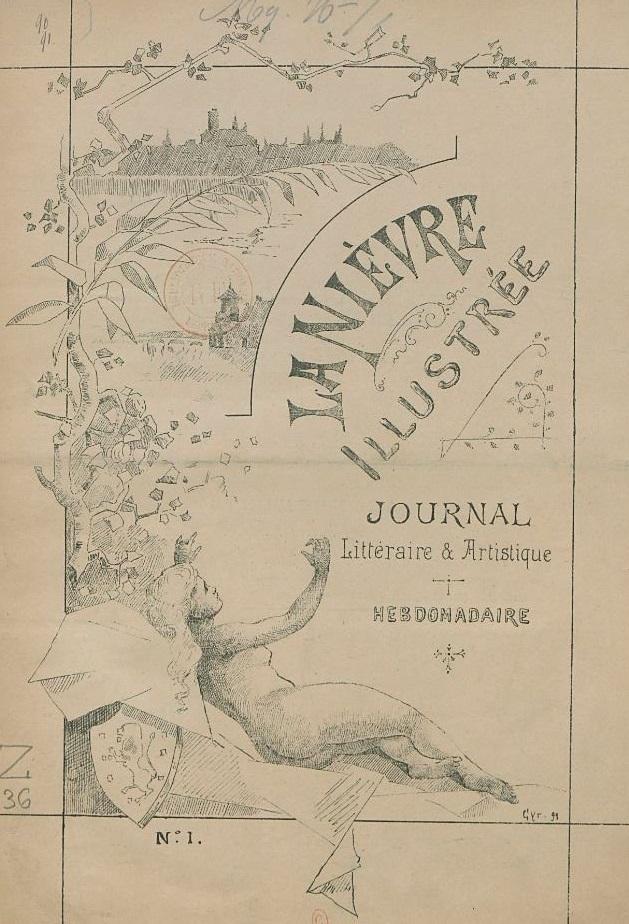 Photo (BnF / Gallica) de : La Nièvre illustrée. Nevers, 1891. ISSN 2112-1249.